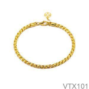 Vòng Tay Vàng 18K - VTX101