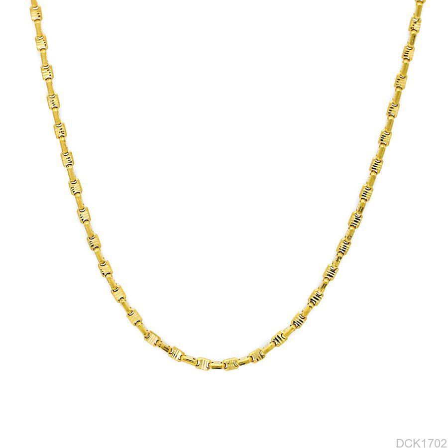Dây Chuyền Vàng 10K - DCK1702