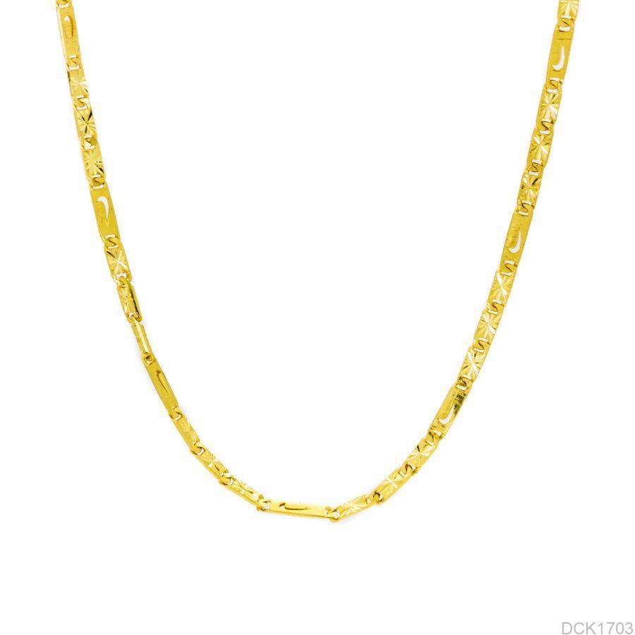 Dây Chuyền Vàng 10K - DCK1703