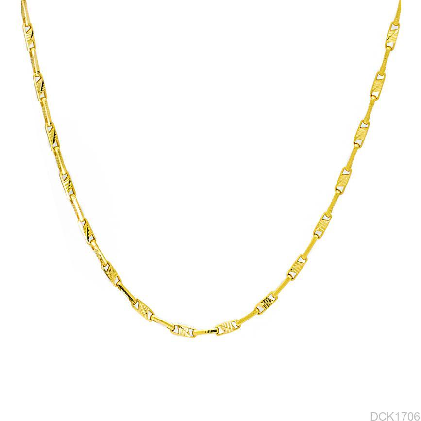 Dây Chuyền Vàng 10K - DCK1706