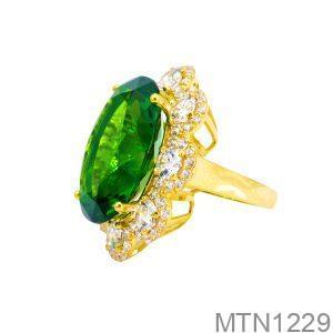 Nhẫn Nữ Vàng 18K Đính Đá CZ - MTN1229