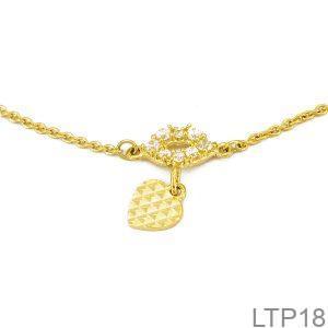 Lắc Tay Vàng 18K - LTP18