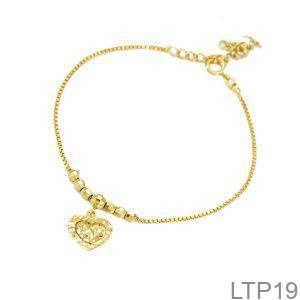 Lắc Tay Vàng 18K - LTP19