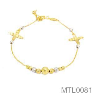 Lắc Tay Vàng 18K - MTL0081