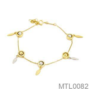 Lắc Tay Vàng 18K - MTL0082