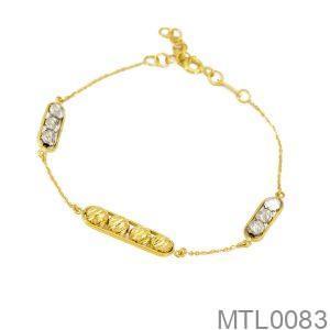 Lắc Tay Vàng 18K - MTL0083