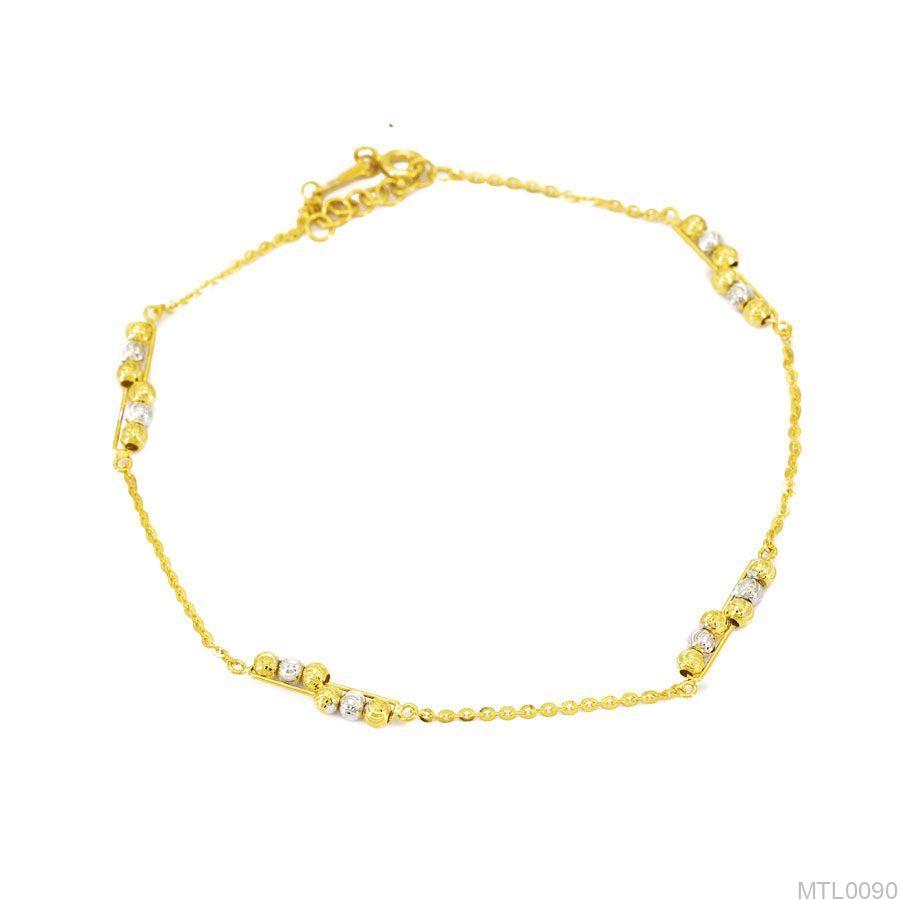 Lắc Chân Vàng 18K - MTL0090