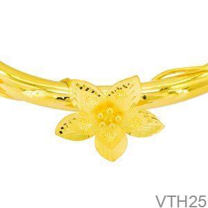 Vòng Tay Cưới Vàng 24K - VTH25
