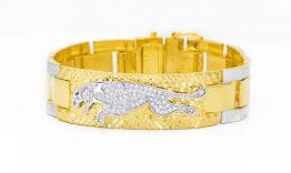 Vòng đeo tay vàng 18k cho nam giá bao nhiêu