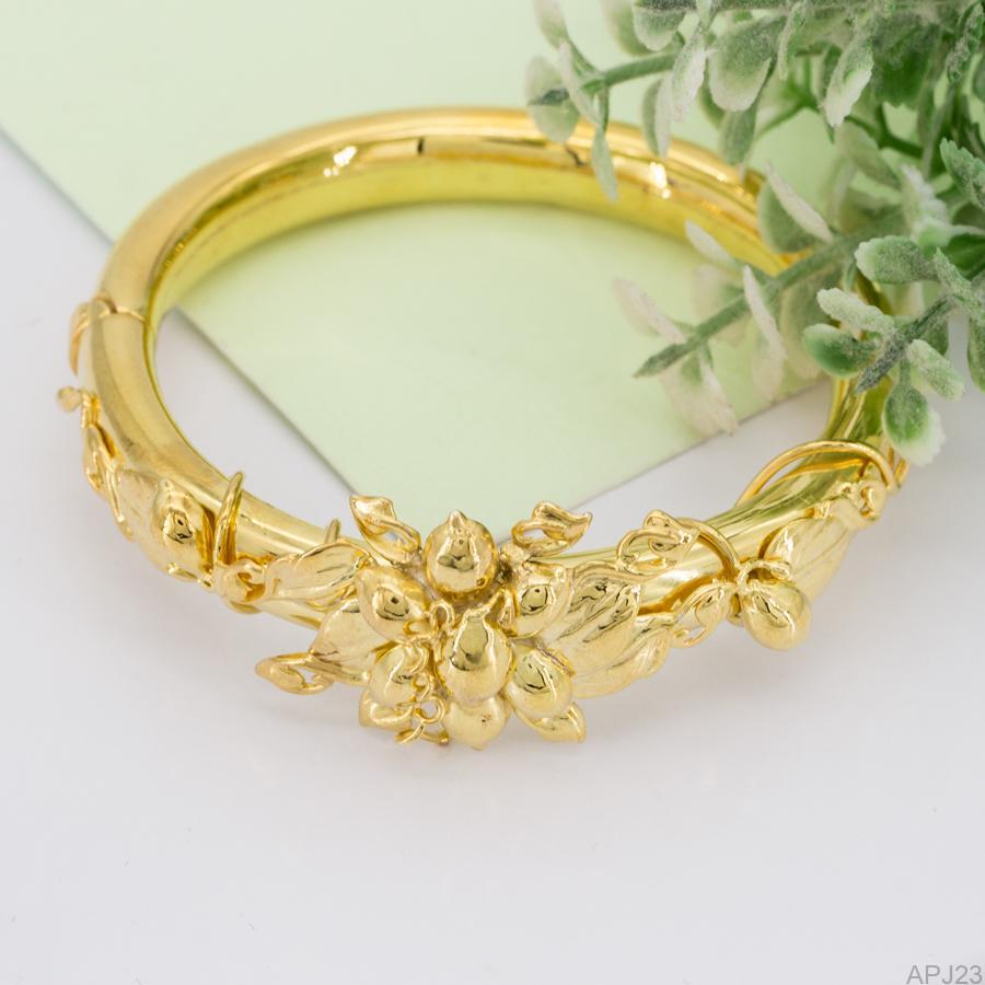 Lắc tay vàng cưới cho thuê APJ23-2