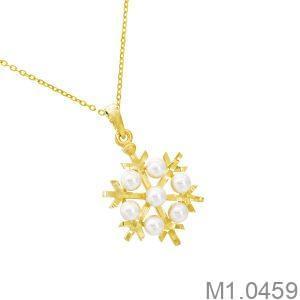 Mặt Dây Nữ Vàng 18K - M1.0459