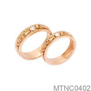 Nhẫn cưới vàng hồng đẹp 18k APJ _MG_0321