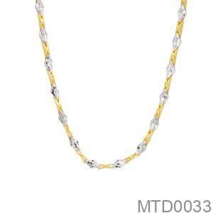 Dây Chuyền Vàng 18K – MTD0033
