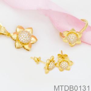 Bộ Trang Sức Vàng 10K - MTDB0131