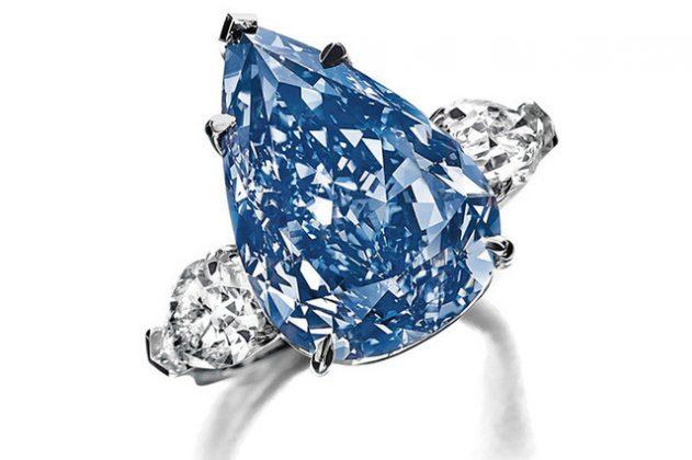 Nhẫn cưới Winston Blue