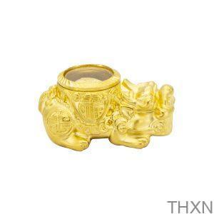Mặt Tỳ Hưu Vàng 999 - THXN