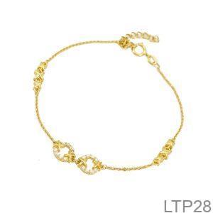 Lắc Tay Vàng 18K – LTP28