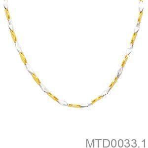 Dây Chuyền Vàng 18K - MTD0033.1