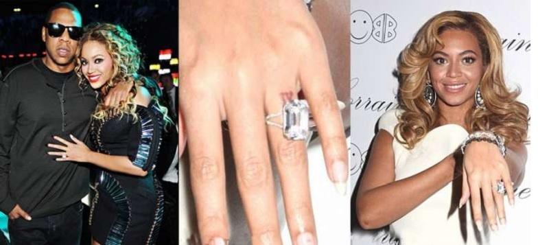Nhẫn đính hôn Beyonce