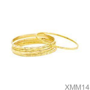 Bộ Vòng Ximen Vàng 18K - XMM14