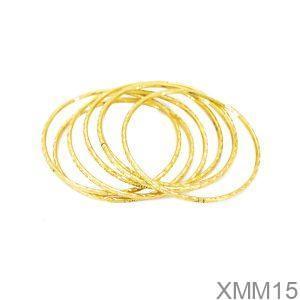 Bộ Vòng Ximen Vàng 18K - XMM15