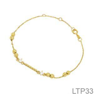 Lắc Tay Vàng 18k –  LTP33