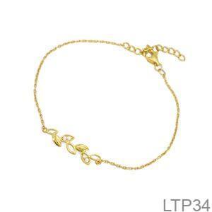 Lắc Tay Vàng 18k –  LTP34