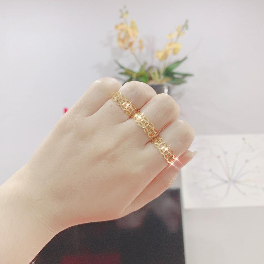 N1.0484 Nhẫn cưới kim tiền