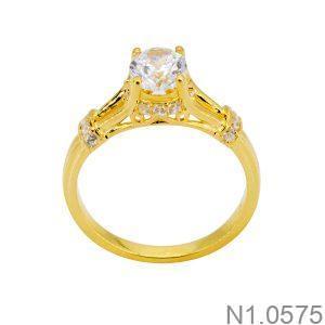 N1.0575 Nhẫn nữ vàng 18k