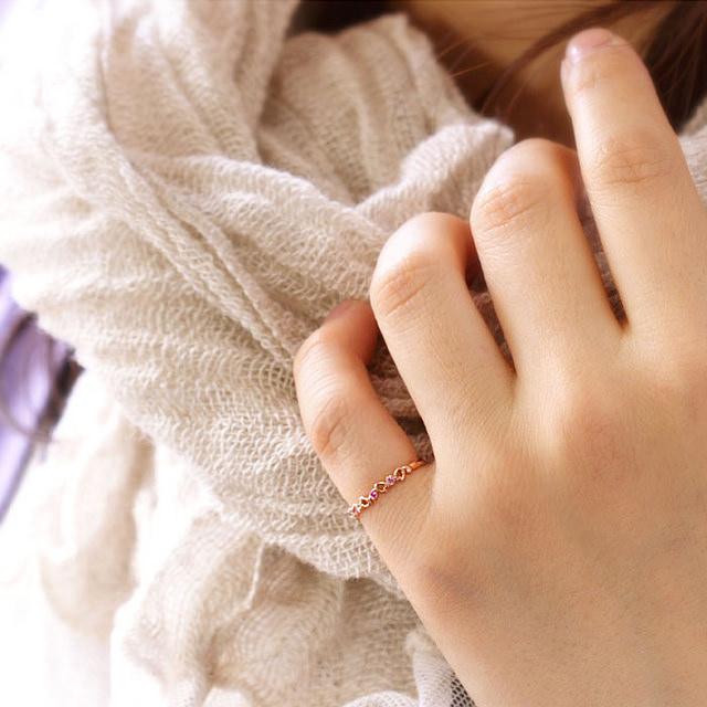 Nhẫn nữ phong thủy