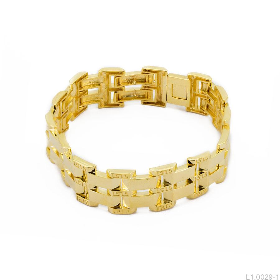 Các kiểu lắc tay nam đẹp do Anh Phương Jewelry chế tác