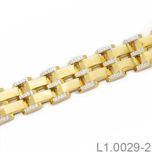 Lắc Tay Nam Vàng 10k – L1.0029-2