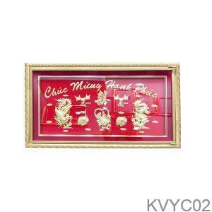 Quà tặng chúc mừng - KVYC02