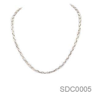 Dây Chuyền Bạc Nam APJ - SDC0005