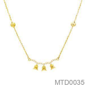 Dây Cổ Vàng Vàng 18k - MTD0035