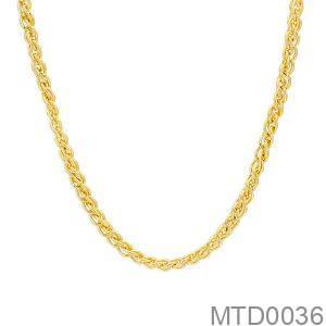 Dây Chuyền Vàng Vàng 18k - MTD0036