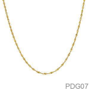 Dây Chuyền Vàng Vàng 18k - PDG07