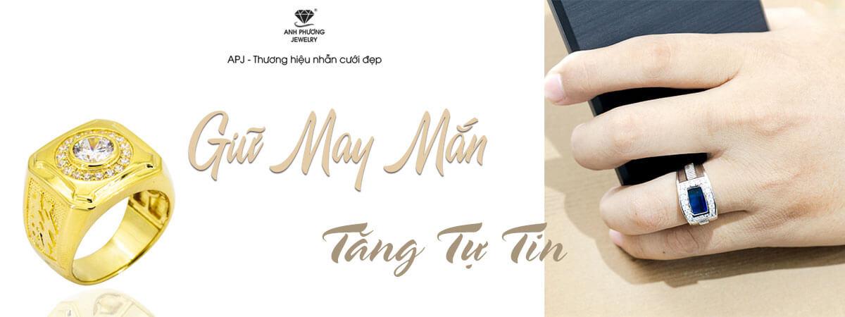 Banner nhan nam