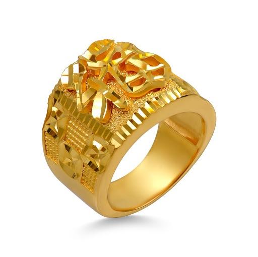 Ý nghĩa của nhẫn nữ chữ Phúc