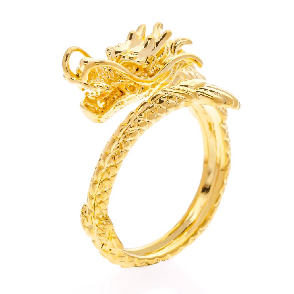 nhẫn nữ 12 con giáp rồng