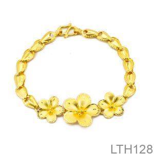 Lắc Tay Vàng Vàng 24k - LTH128