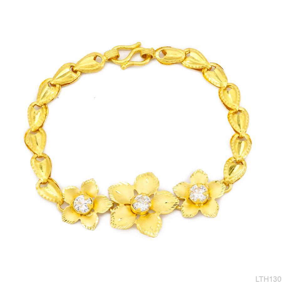 Lắc Tay Vàng Vàng 24k - LTH130