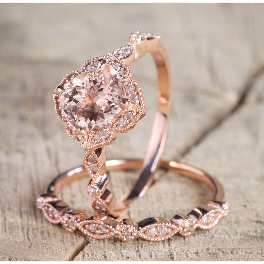 Nhẫn đính hôn nên chọn màu gì