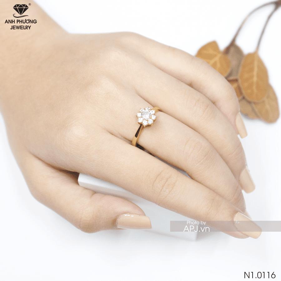 Nhẫn nữ N1.0116