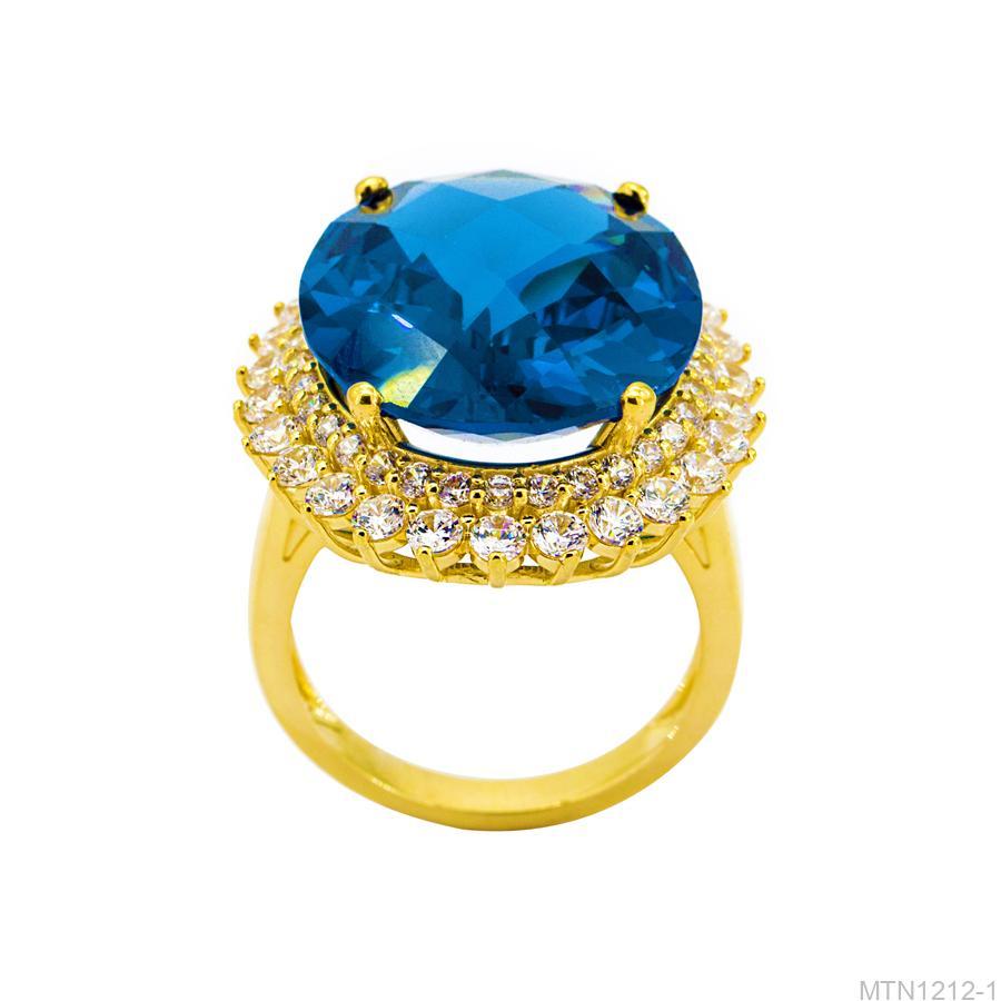 Nhẫn nữ vàng mệnh mộc