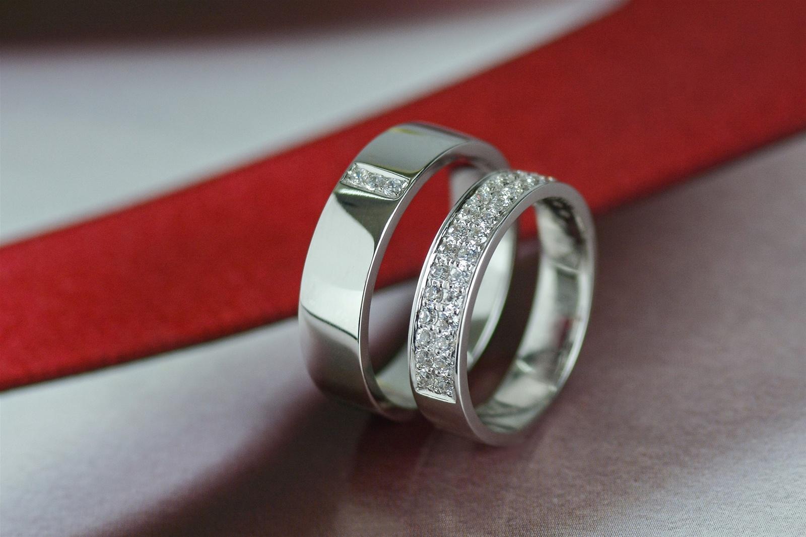 Ý nghĩa giá trị của nhẫn cưới hột xoàn đẹp