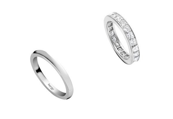 Những mẫu nhẫn cưới phong cách Châu Âu đẹp