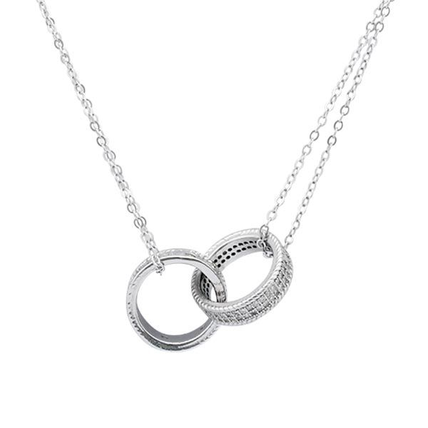 Ý nghĩa của đeo nhẫn cưới trên dây chuyền