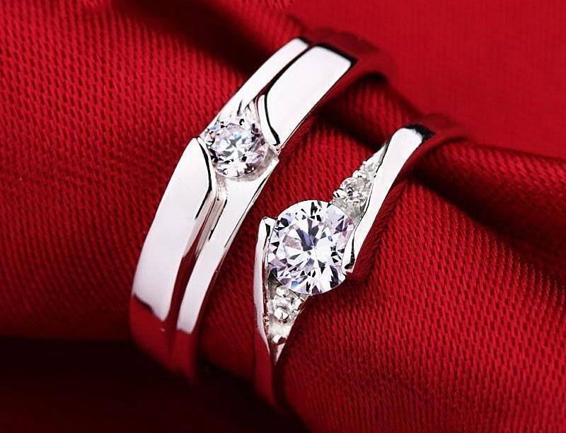 Ý nghĩa giá trị của nhẫn cưới hột xoàn đẹp 2