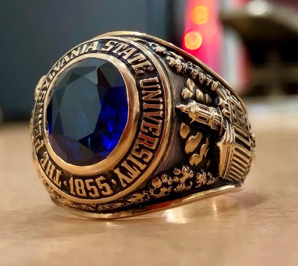 Những mẫu nhẫn mỹ vàng đẹp 3